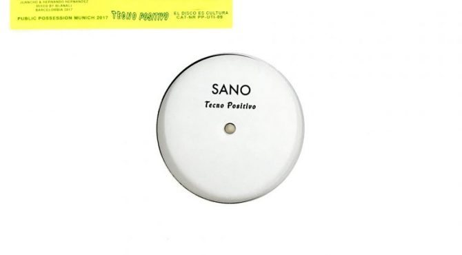 sano latino body music ii vinyl