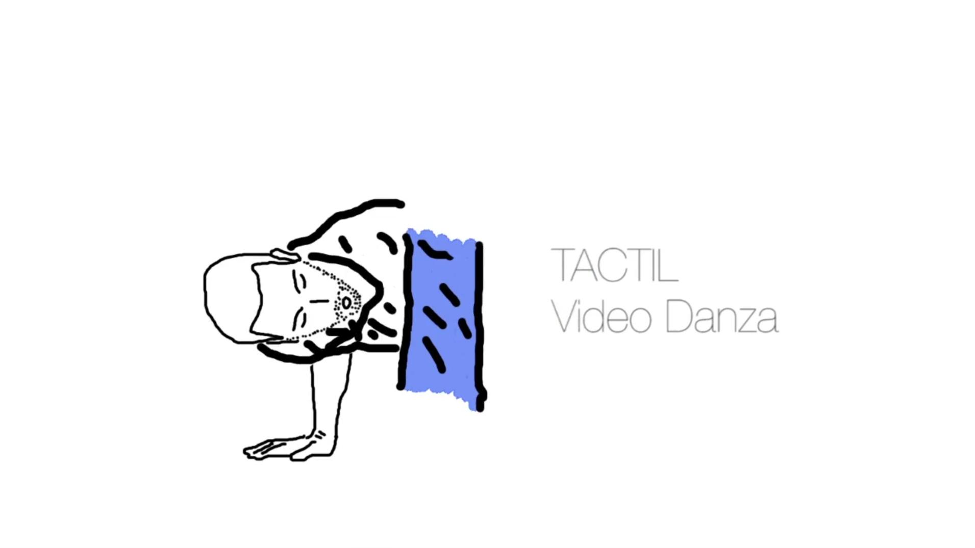 tactil video danza blanali