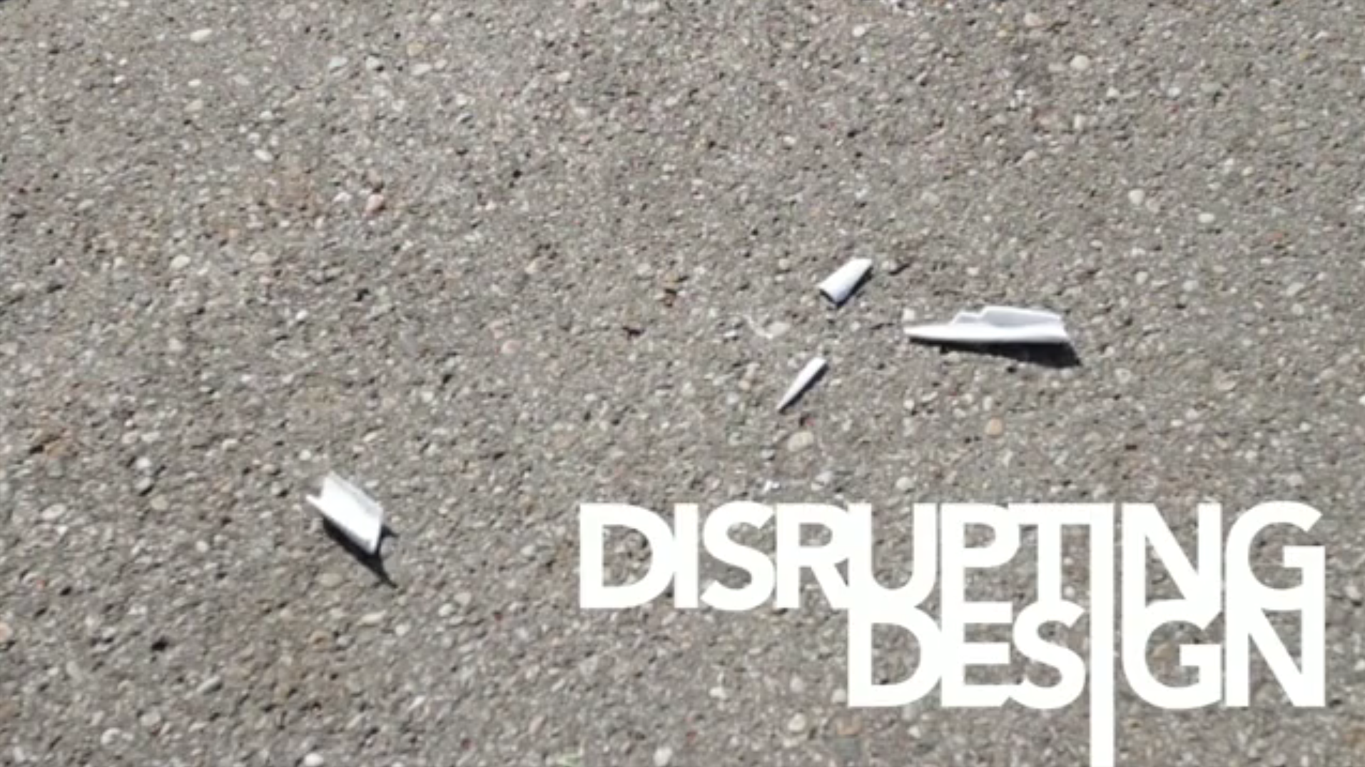 2051 disrupting design